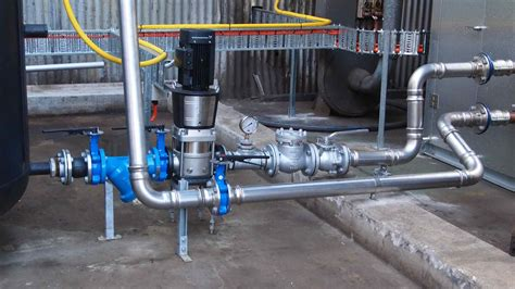 Water Piping System Chilled Water Pipe Allmach Piping Systems