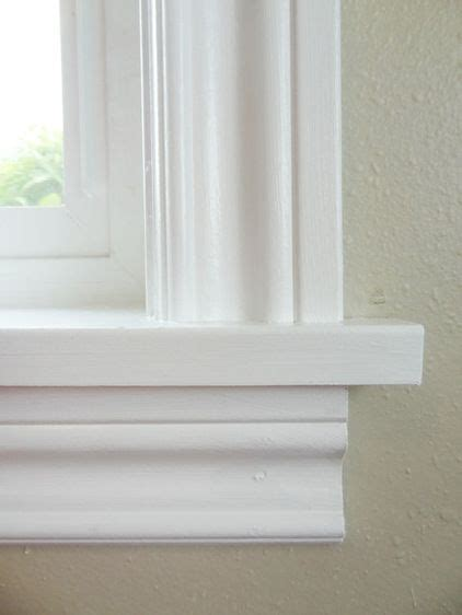 Finishing Window Sills How To Replace Window Trim For Finishing New Windows Or