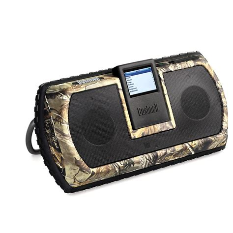 backyard speaker system bushnell 174 traveltunes 174 outdoor speaker system 144949 at