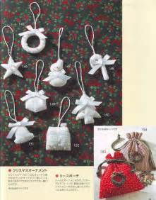 free japanese patterns for christmas bazaar crafts