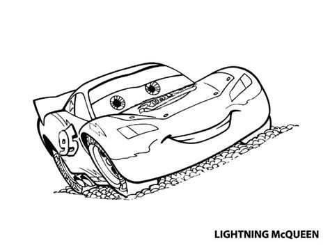 94 Printable Disney Cars Coloring Pages Image