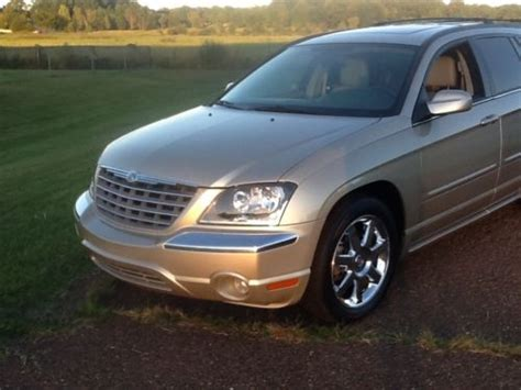 2005 Chrysler Pacifica Limited by Buy Used 2005 Chrysler Pacifica Limited Sport Utility 4
