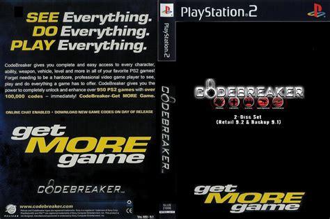 code breaker ps2 download free codebreaker 11 ps2