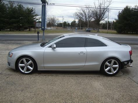 Salvage Audi by 2010 Audi A5 Quattro Awd Salvage Rebuildable For Sale