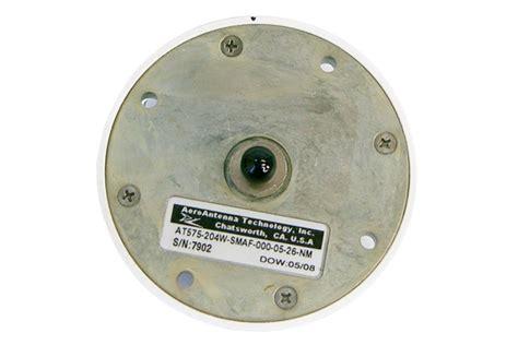 iridium aero patch antenna tso approved orbit satellite
