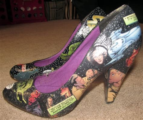 Wars Decoupage - wars decoupage comic heels by kyleenicole64 on deviantart
