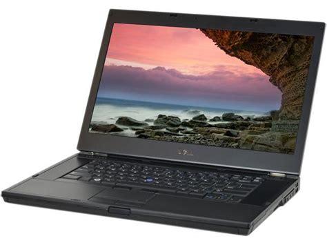 Laptop Dell Latitude E6510 I5 refurbished dell laptop e6510 intel i5 2 40 ghz 4 gb