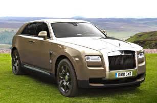 Suv Rolls Royce Rolls Royce Still Undecided On Suv Plans Autocar