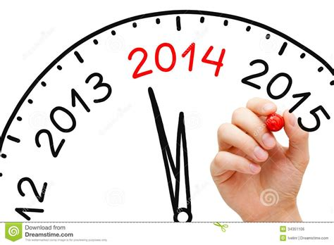 new year period 2014 new year 2014 concept royalty free stock image image