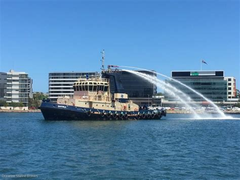 tug boat for sale singapore used 37m harbour tug for sale boats for sale yachthub