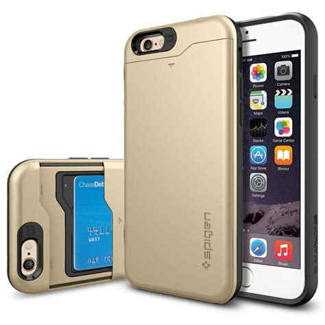 Spigen Iphone 6 4 7 Slim Armor spigen slim armor cs for iphone 6 4 7 quot ebay