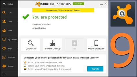 how to get full version antivirus for free avast 2014 v 9 free antivirus install and settings youtube