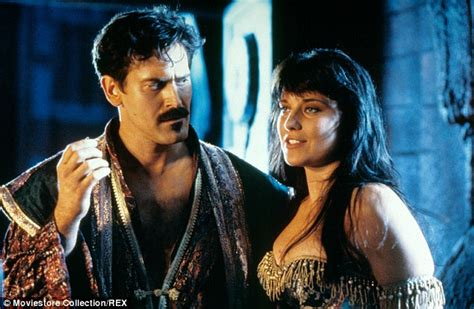 lucy lawless in spiderman xena s lucy lawless joins bruce cbell in ash vs evil