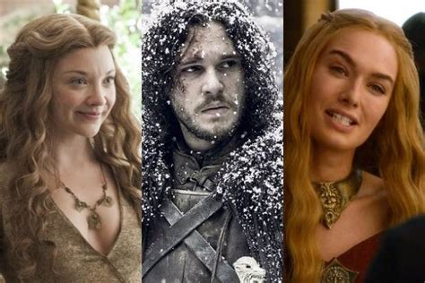what of thrones character am i 48 of thrones characters ranked worst to best