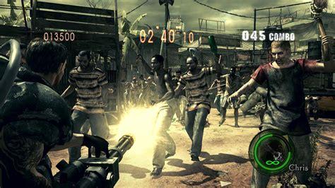 Ps4 Resident Evil 5 resident evil 5 dat 233 sur ps4 et xbox one news jvl