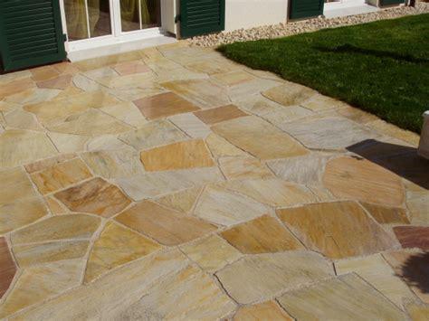 Bodenplatten Garten Verlegen by Bodenplatten Pflastersteine