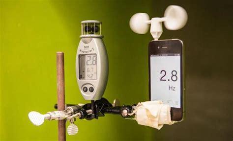 vaavud wireless wind meter  smartphone gadgetsin