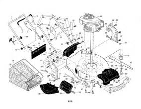 husqvarna lawn mower parts model hu700h96145002302 sears partsdirect