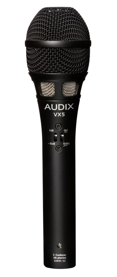 Mic Wireless Shure U 88884 Mic Handle audix vx5 microphone