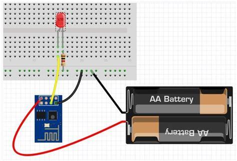 Exle Arduino Esp8266 | esp8266 led resistor 28 images button and led problem