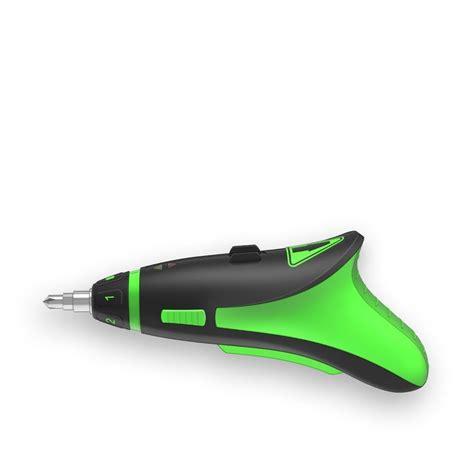 ergonomic design orca electric screwdriver product engineering