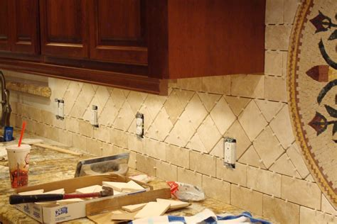 kitchen backsplash installation kitchen backsplash installation