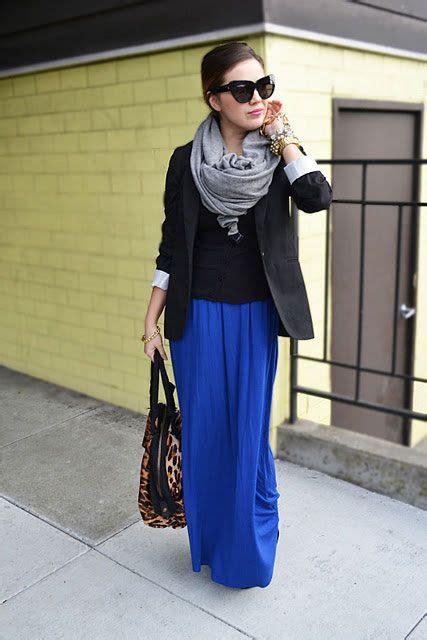 best 25 maxi skirt blazer ideas on
