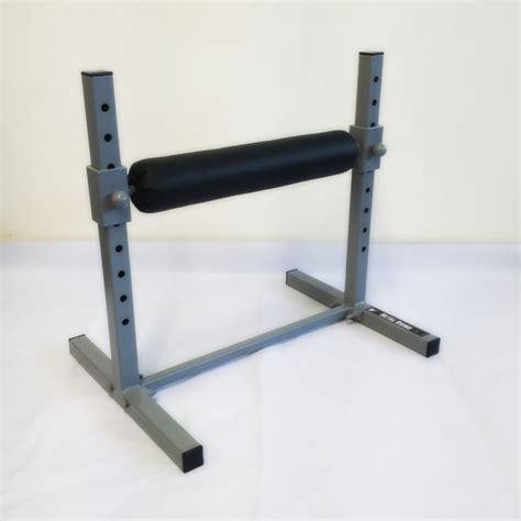 single leg squat to bench adjustable single leg squat stand metal rhino