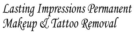 lasting impressions tattoo lasting impressions permanant makeup removal