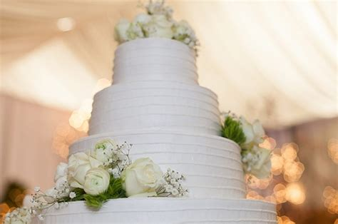 All Wedding Cakes by 5 All White Wedding Cakes Southern