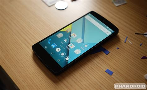 android lollipop 5 0 on android 5 0 lollipop on the nexus 5