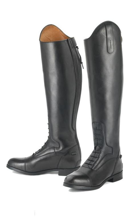 ovation boots ovation flex sport field boots equestriancollections