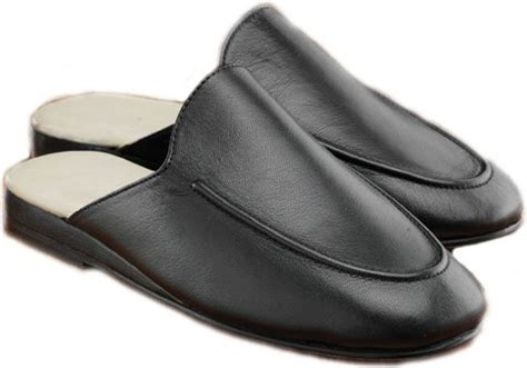 windsor house shoes mens leather slippers