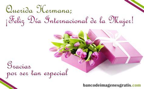imagenes feliz dia de la mujer hermana banco de im 193 genes feliz d 237 a internacional de la mujer