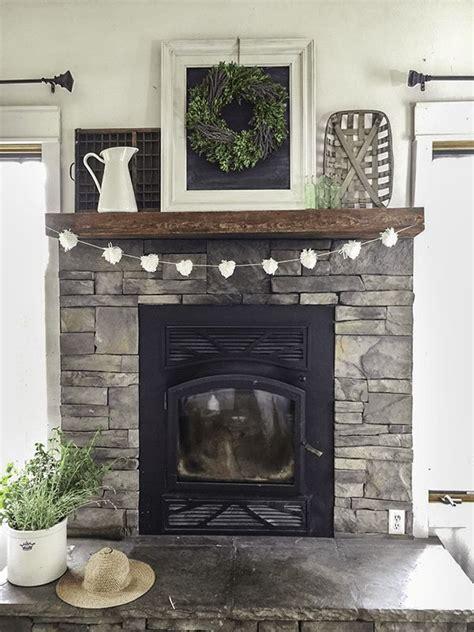 the 25 best farmhouse fireplace ideas on