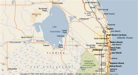 Fl Search Map Of Clewiston Florida Search Engine At Search
