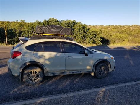 crosstrek subaru lifted lifted 2016 subaru crosstrek roastmycar