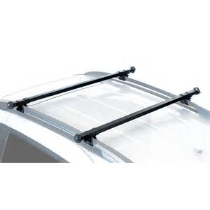 universal roof rack cross bars car top luggage carrier rb