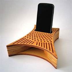 Smartphone Stands For Desk 17 Best Images About Wooden Phone Stands On Pinterest