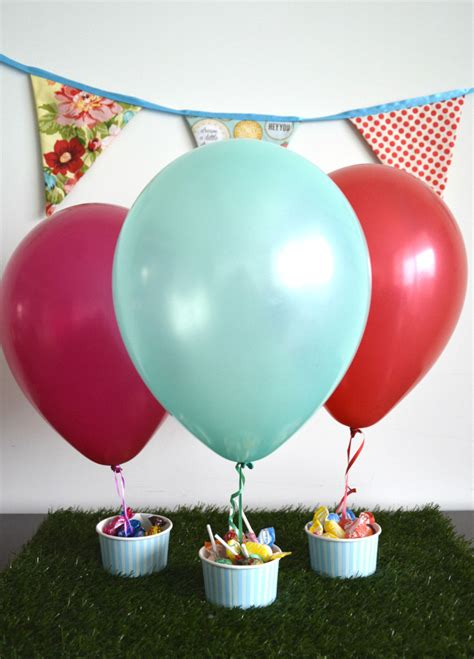 hot air balloon bathroom cool diy balloon decor ideas