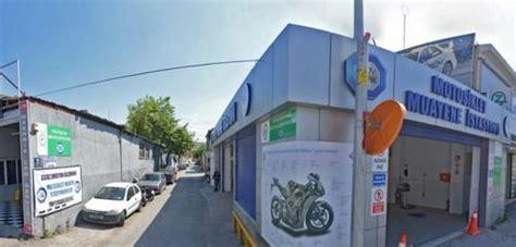 tuevtuerk izmir konak motosiklet muayene istasyonu arac
