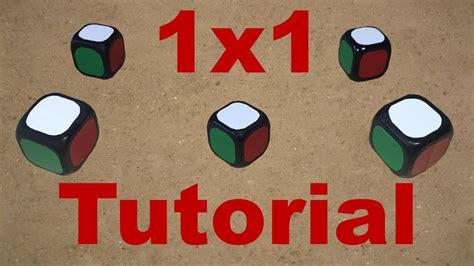 rubiks cube construction tutorial youtube
