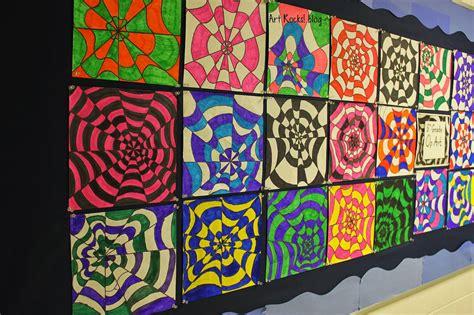 pattern art grade 5 art rocks grade 5 op art