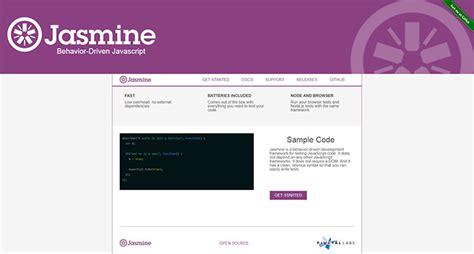 jasmine tutorial javascript testing javascript testing frameworks the best to test js code
