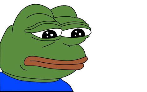 Sad Meme Frog - the origin of the sad frog meme