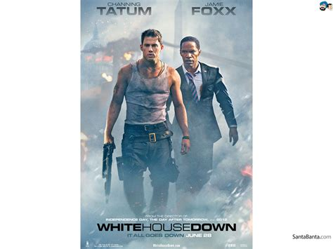 movie white house down white house down movie wallpaper 1