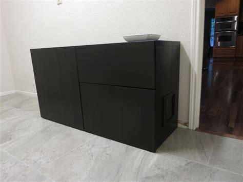 diy litter box cabinet diy cat box cabinet evan katelyn home diy tutorials