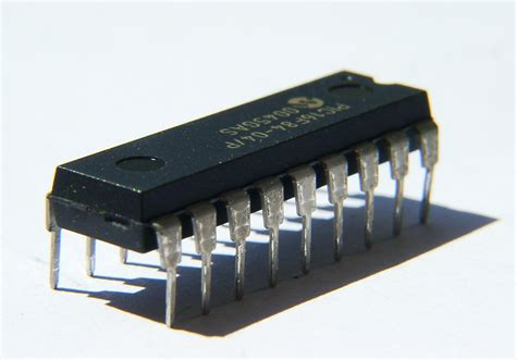 the integrated circuit was used in basic fundamental electrical electronic component what they do