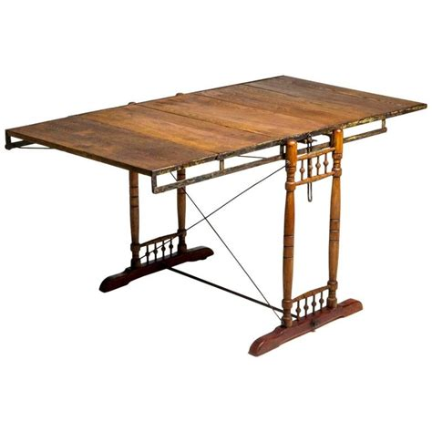 Combination Tables by 1890s Combination Table For Sale At 1stdibs