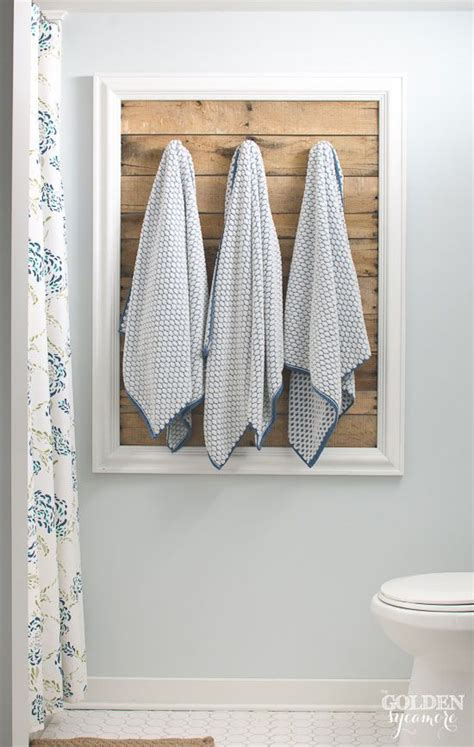 bathroom towel hanging ideas best 25 bathroom towels ideas on pinterest bathroom